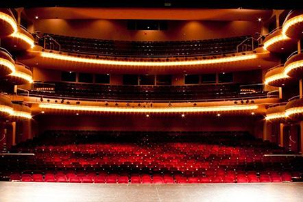 Palm Desert, CA - McCallum Theatre