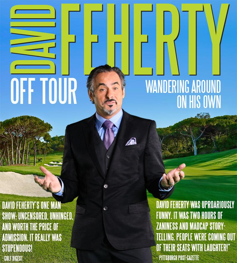 Feherty Off Tour