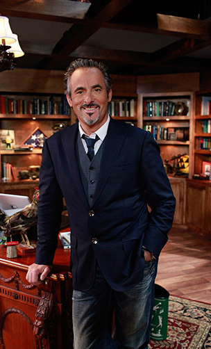 David Feherty Live