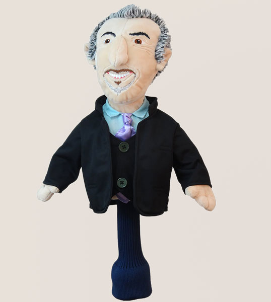Feherty Golf Headcover