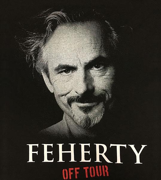 Feherty T-shirt
