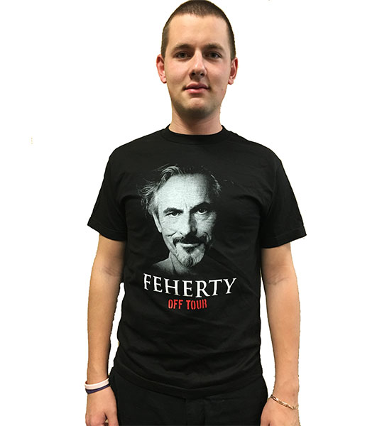 Feherty Apparel