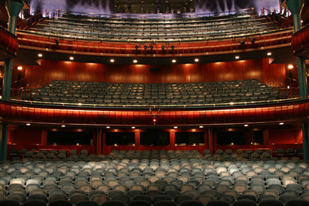 Newmark Theatre - Portland, OR