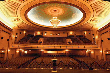 Count Basie Theatre - Red Bank, NJ