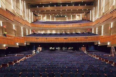Little Rock, AR - Robinson Performance Hall